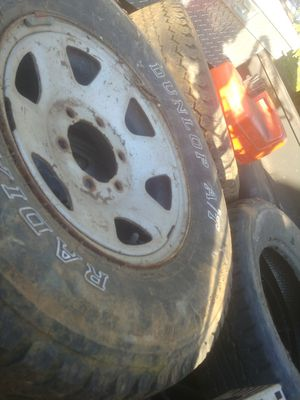 Free tires and rims for Sale in Vancouver, WA