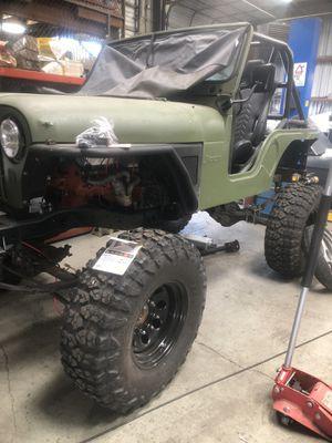 1974 Jeep CJ5 Rock Crawler Project for Sale in Benicia, CA