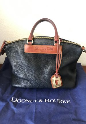 Dooney & Bourke Medium Navy Leather Tote for Sale in Corona, CA
