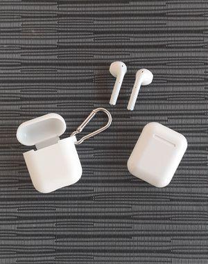 Wireless bluetooth earbuds I12 tws 5.0 new in box for Sale in Miramar, FL