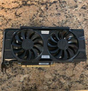 GTX 1050ti Graphics Card for Sale in Fresno, CA