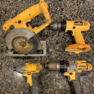 Dewalt Power Tool Bundle for Sale in Las Vegas, NV