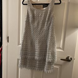 Alex Tiered Fringe Dress Size 8P for Sale in Alexandria,  VA
