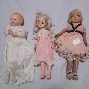3 Old Collectors Dolls!! 1950/1960s for Sale in Brandon, FL