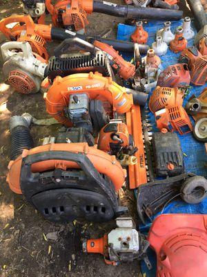 Echo leaf blower parts - partes para sopladoras echó for Sale in Irving, TX