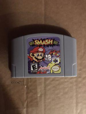 Super Smash Bros Nintendo 64 for Sale in Opa-locka, FL