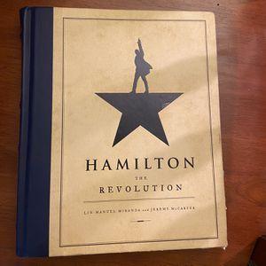Hamilton The Revolution (Behind The Scenes Of Hamilton) for Sale in Albuquerque, NM