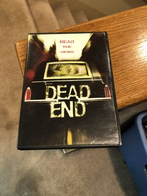 Dead End DVD movie horror 2003 Ray Wise Lin Shaye for Sale in Buena Park, CA