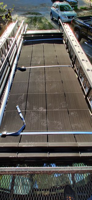 6 POOL SOLAR PANELS for Sale in Tampa, FL