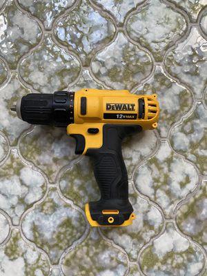 DeWalt 12V drill. DCD710 for Sale in Hallandale Beach, FL