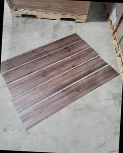 Luxury vinyl flooring!!! Only .88 cents a sq ft!! Liquidation close out! A for Sale in DeSoto,  TX