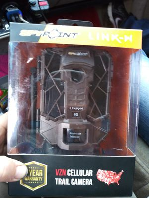 Spypoint Link-w cellular Night vision Game Camera for Sale in Frankford, MO