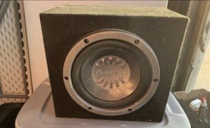 "10 "" pioneer subwoofer for Sale in Stanton, CA"