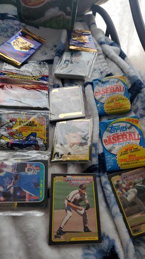 Baseball cards for Sale in Hercules, CA