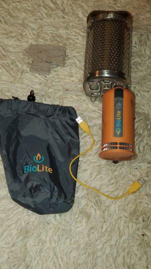 Bio- lite camp stove for Sale in Boston, MA
