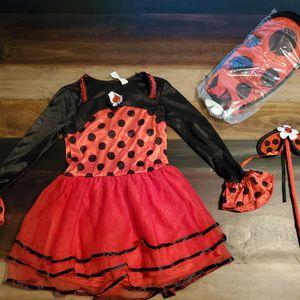 Toddler Girls Ballerina Ladybug Costume for Sale in Houston, TX