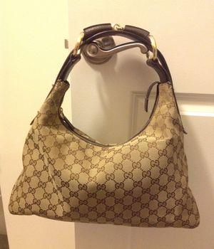 Gucci Canvas Hobo Bag for Sale in Manassas, VA
