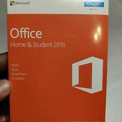 Microsoft Office 2016 Home and Business Mac and Windows for Sale in Fort Lauderdale,  FL