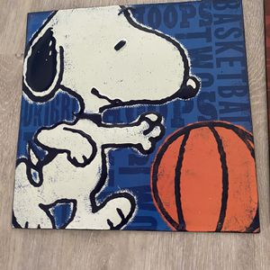 Three Snoopy Sport Pictures for Sale in Delray Beach, FL