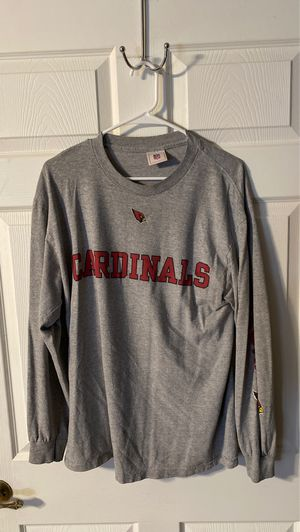 cardinals long sleeve for Sale in Fort McDowell, AZ