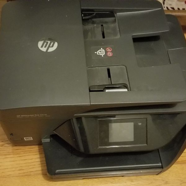 Hp OfficeJet Pro 6978 For Parts ONLY