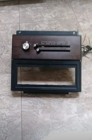 1986-1990 Chevy Caprice a/c unit & radio bracket for Sale in Annandale, VA