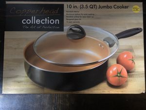Copper jumbo pan for Sale in Queens, NY