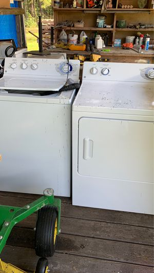 Washer dryer set for Sale in Arapahoe, NC