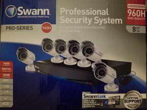 *Brand New* Swann Security Camera System for Sale in Hilliard, OH