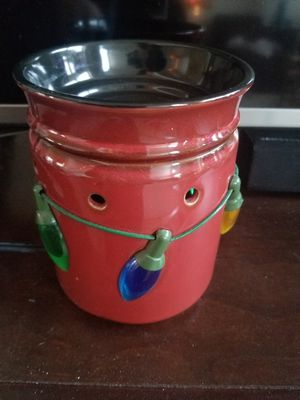 Scentsy Christmas Lights Warmer for Sale in Thornton, CO