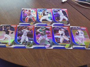 Panini Prizm 7 card lot for Sale in Hardeeville, SC