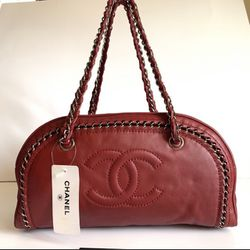 CHANEL BOWLING BAG for Sale in Washington,  DC