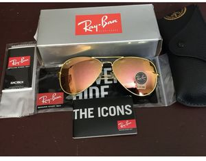 Ray Ban Aviator Sunglasses 🕶 😍 💯 % authentic for Sale in Hawthorne, CA
