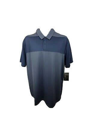 NIKE GOLF POLO SHIRT AQ2723-021 DARK GRY W/DOT GEOMETRIC DESIGN/ZONAL COOLING size Large for Sale in Fairfax, VA