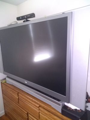"55"" Toshiba tv it's the Theater WideHd HDTV monitor SRS wow DLP a Texas instruments technology for Sale in Seattle, WA"
