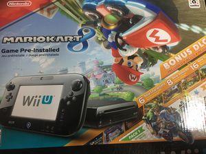 Nintendo Wii u Mario kart 8 deluxe set 32g for Sale in Atco, NJ