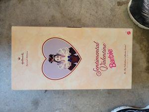 Sentimental Valentine Barbie for Sale in Hutto, TX