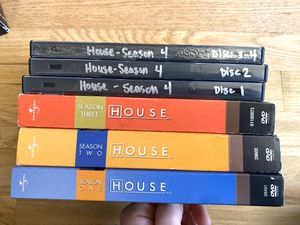 House- Seasons 1-4 for Sale in Colorado Springs, CO