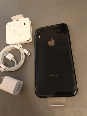 Brand new Apple iPhone XR 128gb black unlocked for Sale in San Jose, CA
