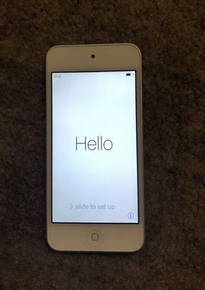 Apple ipod touch 5th generation for Sale in Sterling, VA