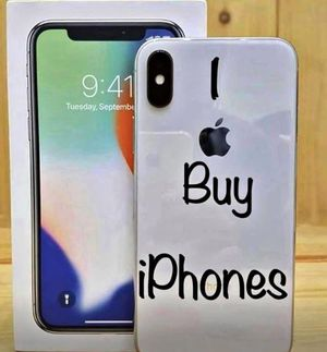 iPhone X for Sale in Greenwood Village, CO