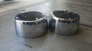 1954 f100 headlight vessel housing chrome for Sale in Beaumont, CA