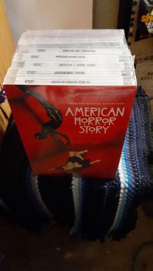 American horror story complete series 1 thru 9 for Sale in Tacoma, WA