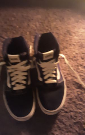 Van's men's shoes size 10.5 for Sale in Indianapolis, IN