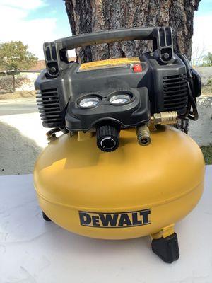 DEWALT 6 Gal. 165 PSI Electric Pancake Air Compressor for Sale in Fontana, CA