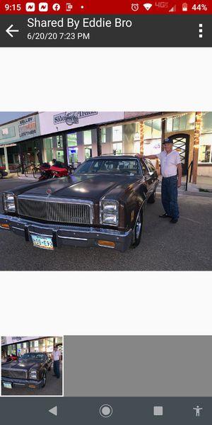1977- Chevy Malibu station wagon , rebuilt 350 engine orginal interior for Sale in Henderson, NV