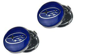 Subaru rim wheel center caps 2.35 inch diameter cap 60mm BRAND NEW SET OF 4 for Sale in Seal Beach, CA