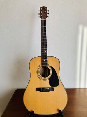 Fender Acoustic Guitar for Sale in Los Angeles, CA