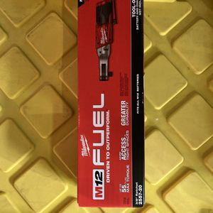 """Milwaukee M12 3/8"""" Ratchet . Tool Only. I Also Have 1/2"""" Avail for Sale in Philadelphia, PA"""