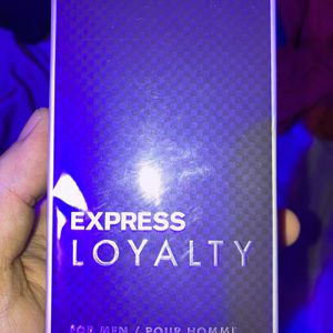 Express loyalty cologne for men for Sale in Smithfield, RI